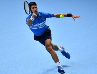 Davis Cup: Djokovic führt Serbien zum Auftaktsieg, Murray gewinnt bei Comeback