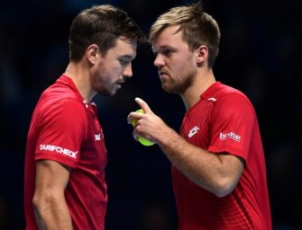 Krawietz/Mies bei ATP-Finals ausgeschieden