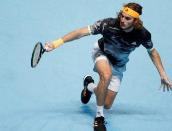 ATP-Finals: Tsitsipas ärgert Medvedev