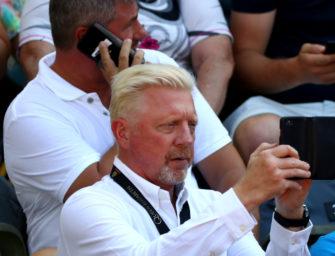 """Boris Becker via Twitter: """"Bis Weihnachten Ende des Insolvenzverfahrens"""""""