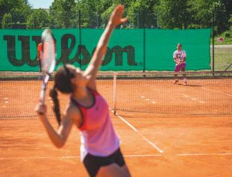 Besser Tennis spielen: Drills für Aufschlag und Return