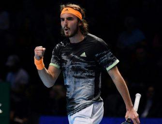 ATP-Finals: Federer unterliegt Tsitsipas im Halbfinale