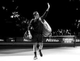 Podcast aus London: Feuerwerk von Federer