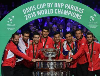 Kroatien vor Davis Cup: Chaos beim Titelverteidiger