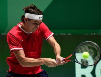 Davis Cup: 4:04 Uhr – Team USA siegt gegen Italien