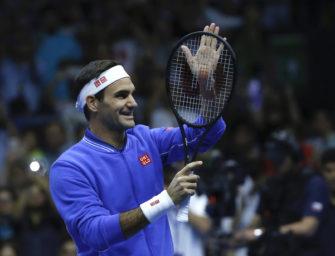 Federer: So sieht mein perfekter Tennisspieler aus