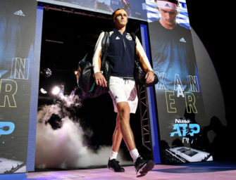 Nach Handy-Vorwurf: ATP spricht Zverev frei