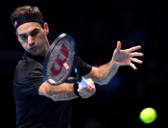 ATP-Finals in London: Die Federer-Gala