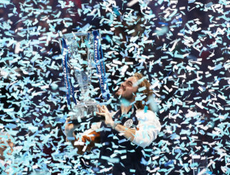 Podcast: Hochklassige ATP Finals, beliebiger Davis Cup?