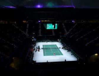 Davis Cup: Late-Night-Finish und abgeschenkte Doppel