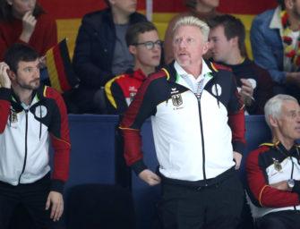 "Becker kritisiert Heimvorteil beim Davis Cup: ""Nicht fair"""