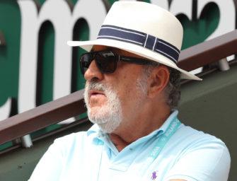 """Ion Tiriac: """"Die ITF ruiniert 120 Jahre Tradition"""""""