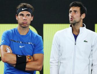 Djokovic oder Nadal: Wer beendet das Jahr als Nummer 1?