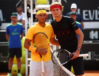 ATP-Finals: Zverev erst gegen Nadal, Hammergruppe für Mies/Krawietz