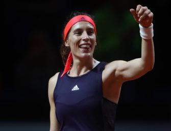 """Petkovic: """"Ich bin jung fürs Leben, aber alt fürs Tennisspielen"""""""