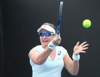 Positiver Dopingtest: Grand Slam-Siegerin Abigail Spears vorerst gesperrt