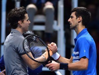"""Djokovic über Thiem: """"Er war einfach phänomenal"""""""