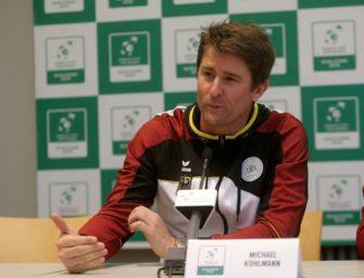 Davis Cup: Deutschland spielt in Düsseldorf gegen Weißrussland