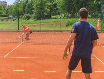 Besser Tennis spielen: Drills für das Netzspiel