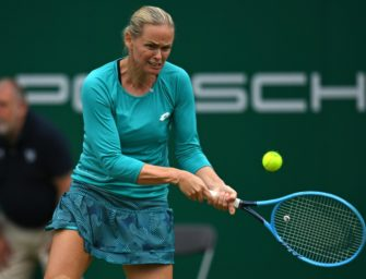 Anna-Lena Grönefeld beendet Tenniskarriere