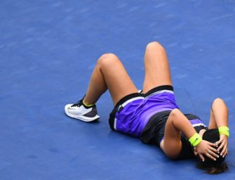 Knieprobleme: US-Open-Siegerin Andreescu nicht in Auckland