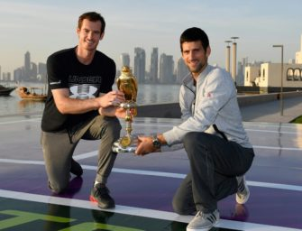 """Djokovic würdigt Murrays Comeback: """"Ein großartiger Krieger"""""""