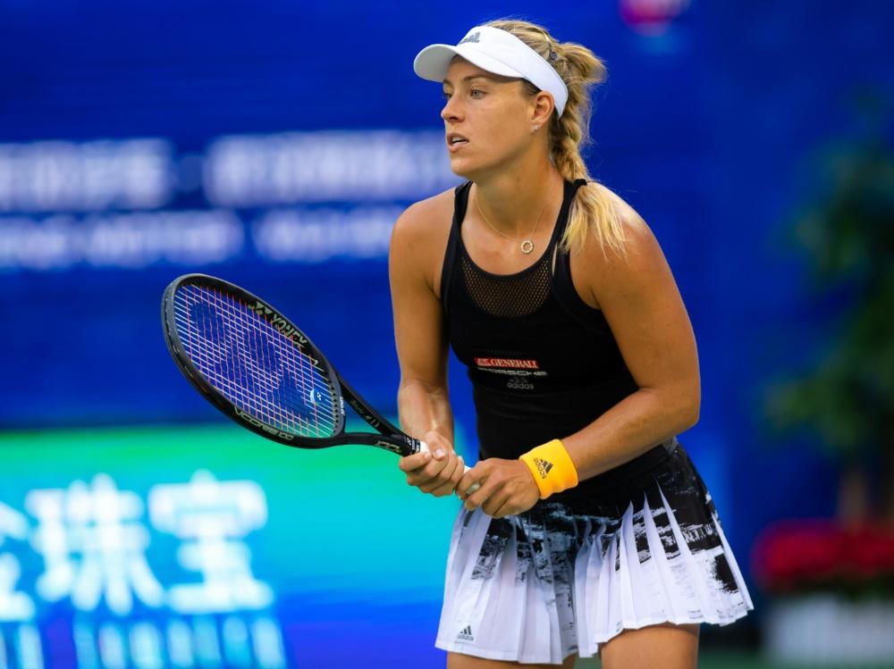 Tennis Kerber Finale