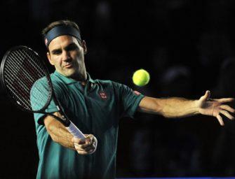 """Federer über das Ende der Karriere: """"Gedanke ist sehr real"""""""