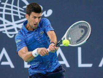 """Djokovic will Erbe hinterlassen: """"Es geht um mehr als um Titel"""""""