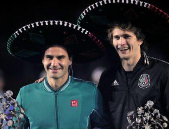 Doku vom Südamerika-Tripp: Wie Zverev Federer tröstet