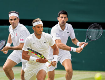 Miami Open-Showdown: Federer, Djokovic & Nadal am Start