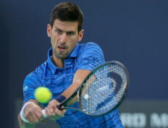 Djokovic im Halbfinale – zum 50. Mal gegen Federer