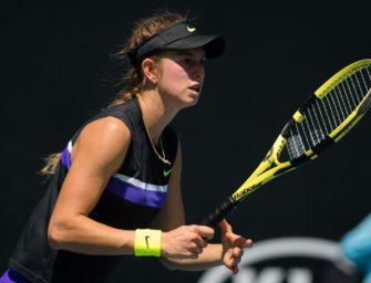 Australian Open: Juniorin Vecic verliert im Halbfinale