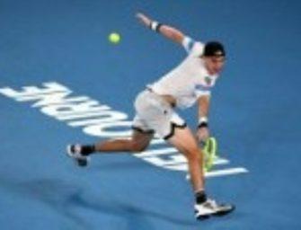 Australian Open: Struff auch im Doppel ausgeschieden