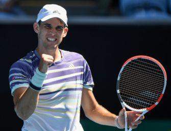 Thiem gewinnt erstes Match mit Muster – Nadal souverän