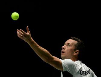 Turnier verlegt wegen der Buschbrände: Kohlschreiber kann nicht in Canberra spielen