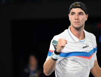 Australian Open: Struff im Doppel im Viertelfinale