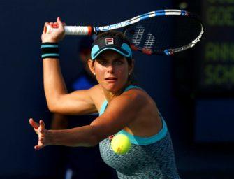 Tennis: Görges und Siegemund im Viertelfinale von Auckland