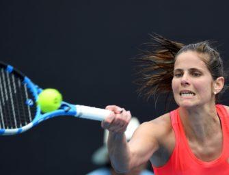 Australian Open: Görges mühelos in die zweite Runde