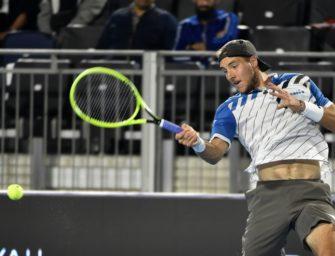 ATP Cup: Tennis-Herren laufen Rückstand gegen Australien hinterher