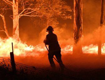 Buschbrände in Australien: Spendenaufrufe bei Tennisturnieren