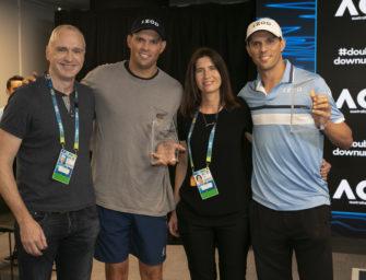 Botschafter des Jahres: Nadal, Barty und Bryan-Brüder ausgezeichnet