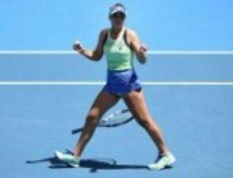 Australian Open: Kenin erste Spielerin im Halbfinale