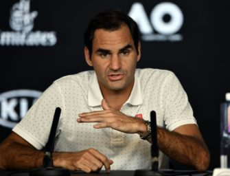 Australian Open: Federer zählt sich nicht zum Favoritenkreis