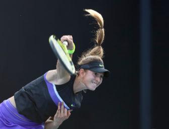 Halbfinale bei den Australian Open: Wer ist Alexandra Vecic?