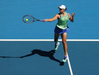 Australian Open: Lokalmatadorin Barty im Halbfinale