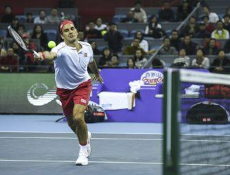 Federer sieht sich nicht als Favorit für die Australian Open