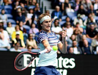Australian Open: Zverev gewinnt erneut ohne Satzverlust