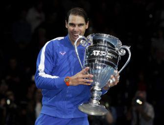 Laureus Awards: Holt sich Rafael Nadal den Sport-Oscar?