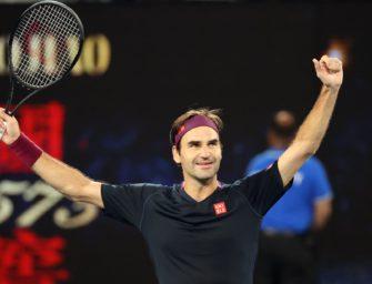 Bei Millman-Drama: Federer stellt Rekord auf
